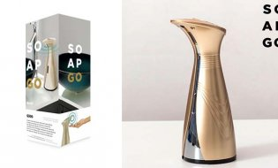 Автоматичен Диспенсър за Сапун Soap Go G300